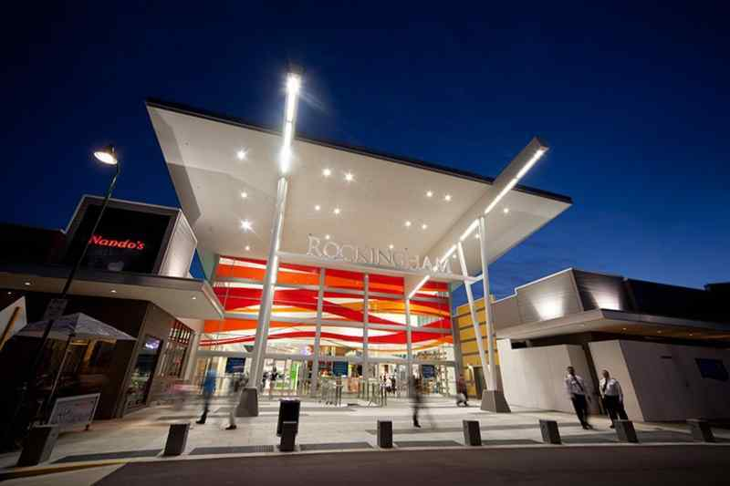 Perth Commercial Plumbers for Rockingham Shopping Center