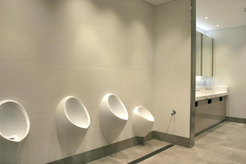 Commercial Bathroon Renovation - CoR