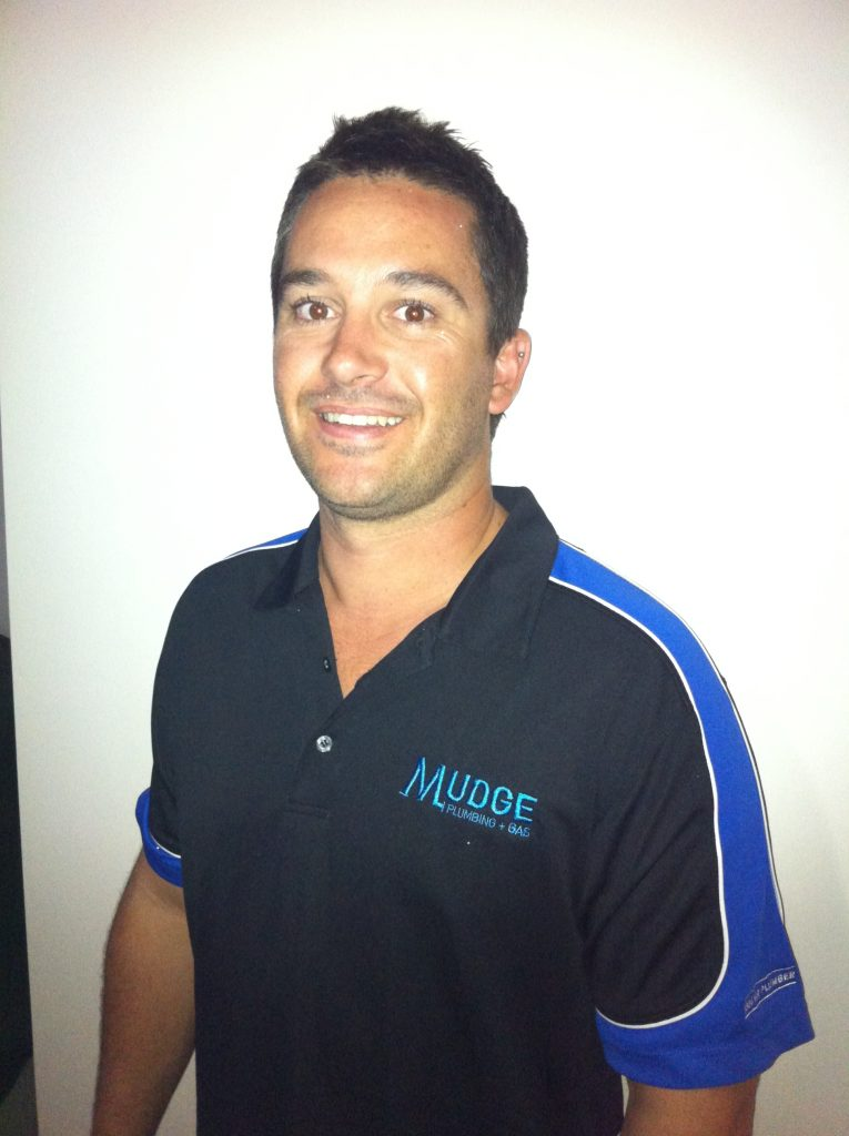 Paul Mudge - Owner of Mudge Commercial Plumbing