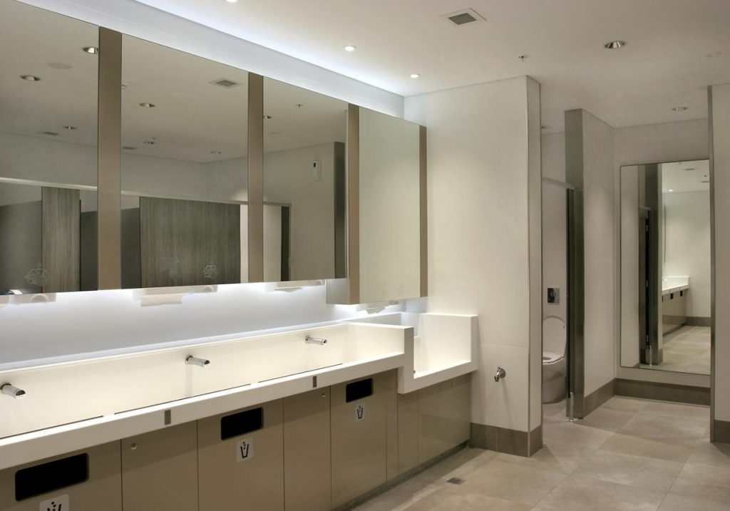 Example of plumbing project completed by Mudge Commercial Plumbing Perth